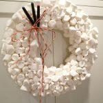 Marshmallow World Wreath & Other Beauties