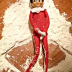 Mischievous Elf on the Shelf is Back!