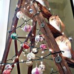 "10 Creative Christmas ""Trees"" – It all Started with a Ladder"
