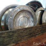 Fabulous Friday Finds – Tarnished Silver Platters