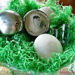 """Doorknob Easter """"Eggs"""""""