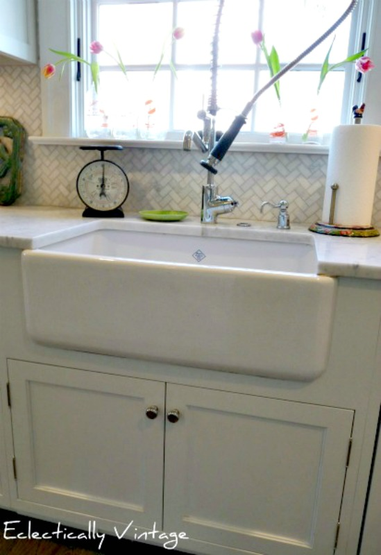 Old Style Kitchen Sink Taps Ideas