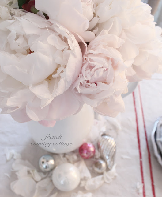 Peonies - perfect any time of the year