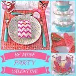Make Simple Valentine Party Decorations