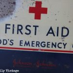 I Scored at the Thrift Store – Vintage First Aid Kit