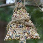 Love Birds – Making Simple Birdseed Ornaments
