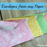 The Forgotten Art of Letter Writing and Simple DIY Envelopes