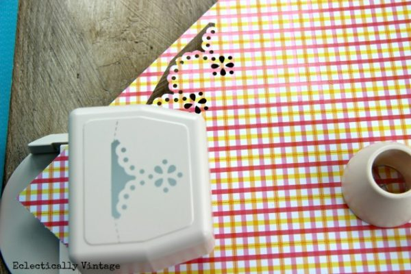 Martha Stewart Crafts Circle Edge Paper Punch - this thing is so cool! kellyelko.com