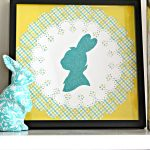 Peter Cottontail DIY Silhouette