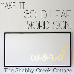 Shabby-Creek-Word-Sign