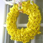 Make a Peeps Wreath that Lasts for Years!