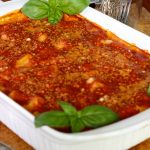 Best Baked Ziti Low Cal Beg for the Recipe Dish