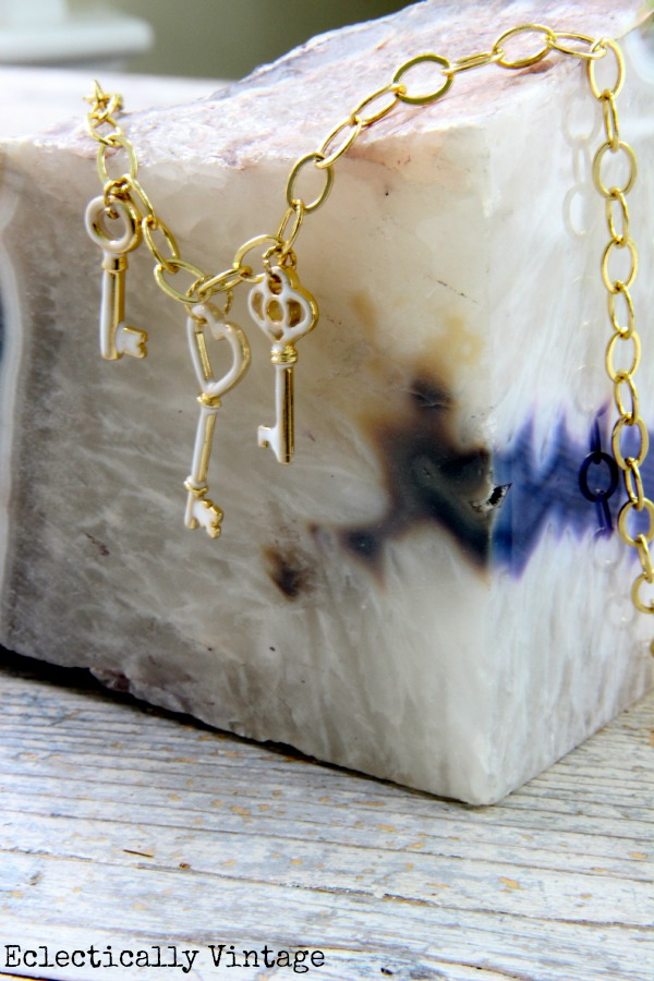 How to Make Your Own Jewelry - simple and fun for adults & kids! kellyelko.com