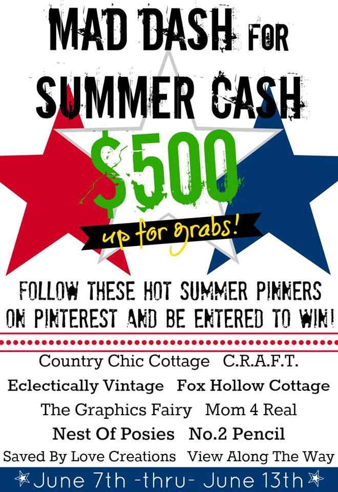 $500 Cash Giveaway!