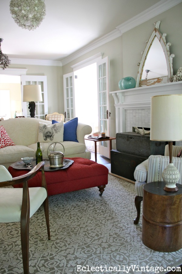 One Room Three Ways Style 3 Living Room Tour