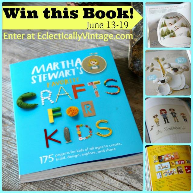 Martha Stewart Book Giveaway!