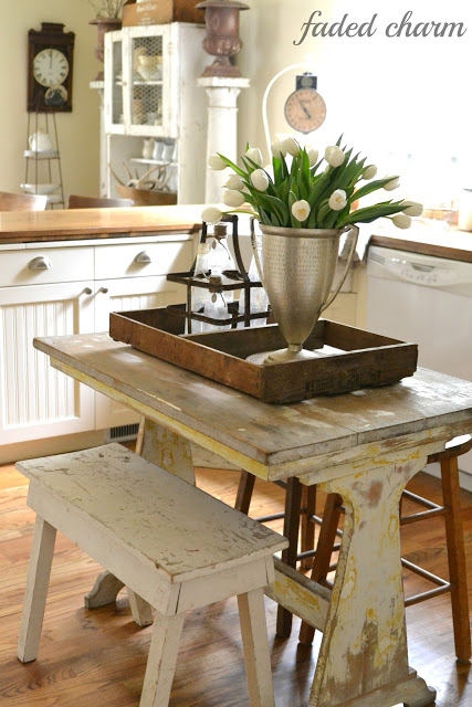 Country cottage kitchen - charming
