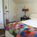Cozy Guest Bedroom kellyelko.com