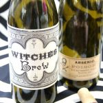How to Make Halloween Poison Wine Bottles