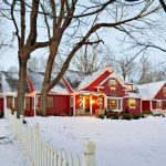 Eclectic House Tour – Picture Perfect Christmas Home