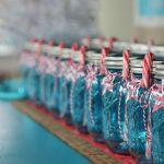 DIY Mason Jar Advent Calendar kellyelko.com