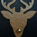 Make a Wooden Reindeer Silhouette with Attitude!
