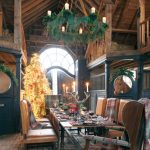 Eclectic House Tour – Christmas in the Barn