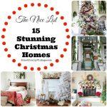 The Nice List – Stunning Christmas Homes