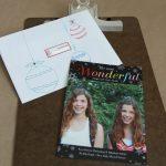 Easiest Way to Make Gift Tags – and Christmas Greetings