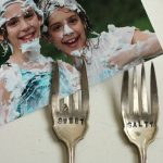 How to Make Magnetic Stamped Forks (Photo Display)