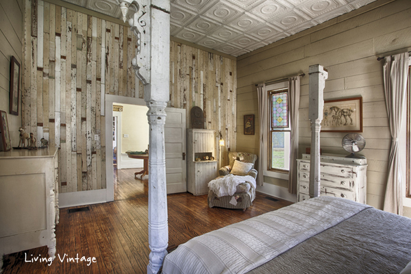 Scrap Wood Statement Wall - wow!