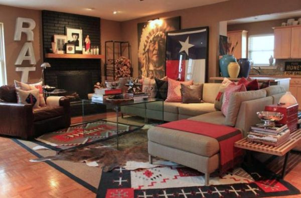An Eclectic Indian Home Tour: The Cavender Diary