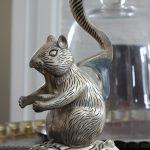 Vintage Squirrel Nutcracker kellyelko.com