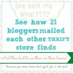 She Sent Me What? How I Transformed This Weird Thrift Shop Find!