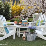 Nantucket in My Yard with Polywood Furniture