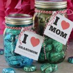 I Heart Mom More Than Chocolate!