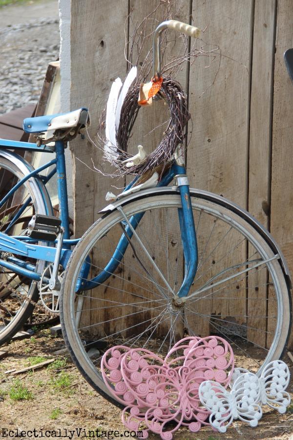 Vintage Schwinn bike kellyelko.com