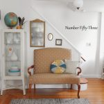 Eclectic house tour filled with great vintage finds kellyelko.com