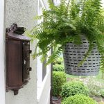 My Favorite Hanging Planter & Porch Ferns