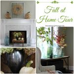 Fall at Home Tour kellyelko.com
