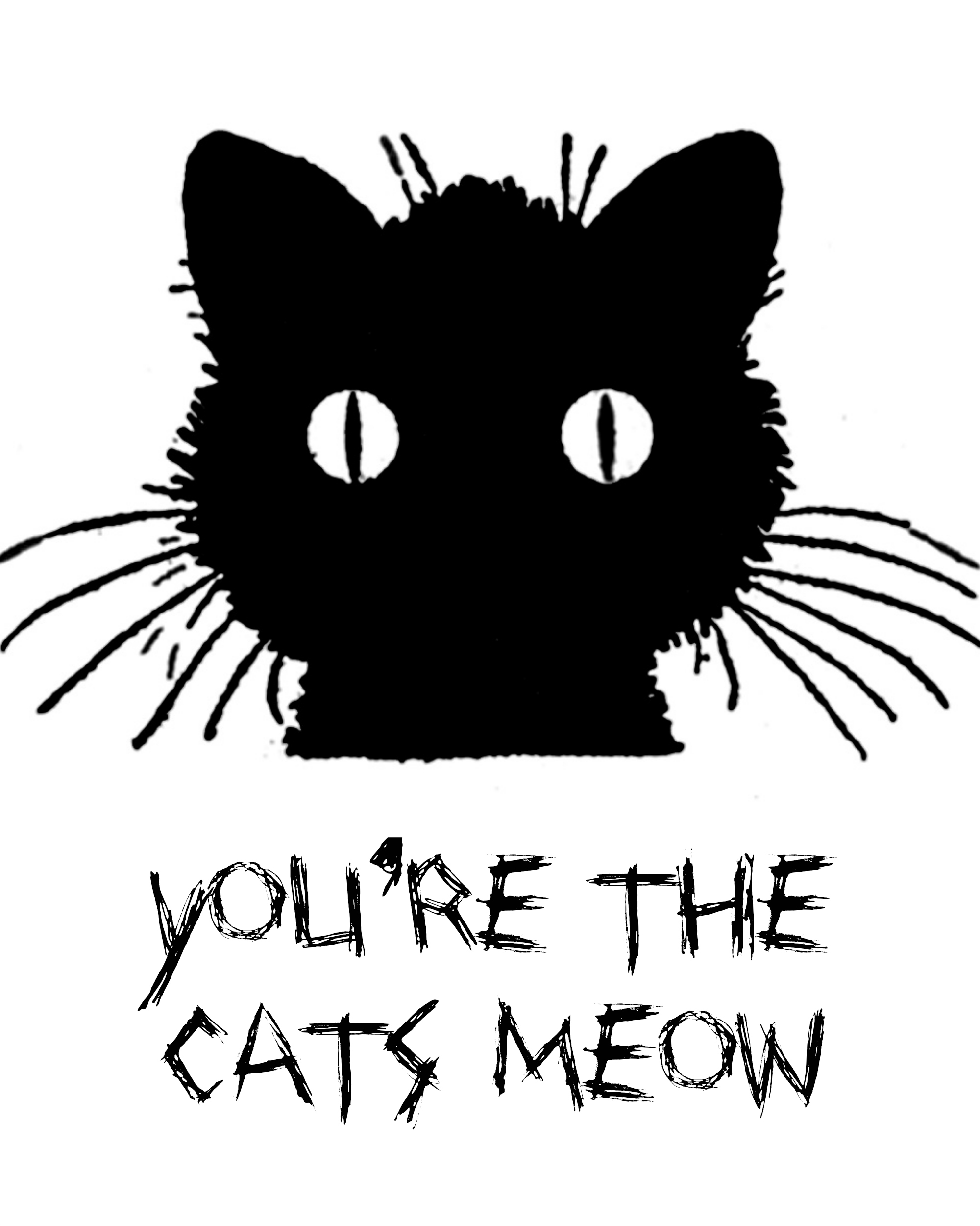 Worksheets For Cats Meow : Free halloween printables