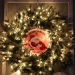 Christmas Wreath Decorating Ideas - see this wreath 3 different ways! kellyelko.com