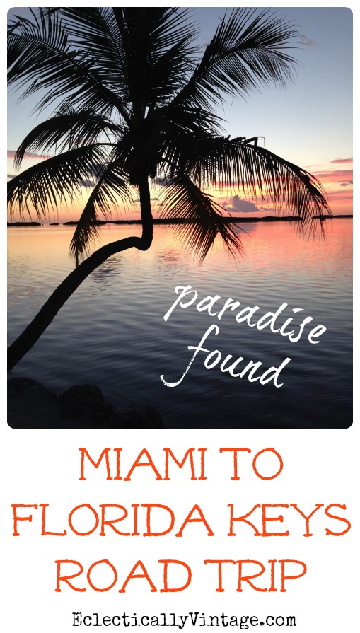 Miami to Key West Road Trip kellyelko.com #keywest #florida #floridakeys #miami #floridatravel #florida #travel #travelblog #travelblogger #vacation