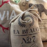 Countdown to Christmas – Personalized Grain Sacks