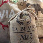 Countdown to Christmas – Personalized Grain Sacks