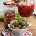 Bloody Mary Recipe with a Kick and a Giveaway!