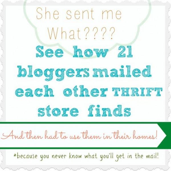 Thrift Store Makeovers kellyelko.com