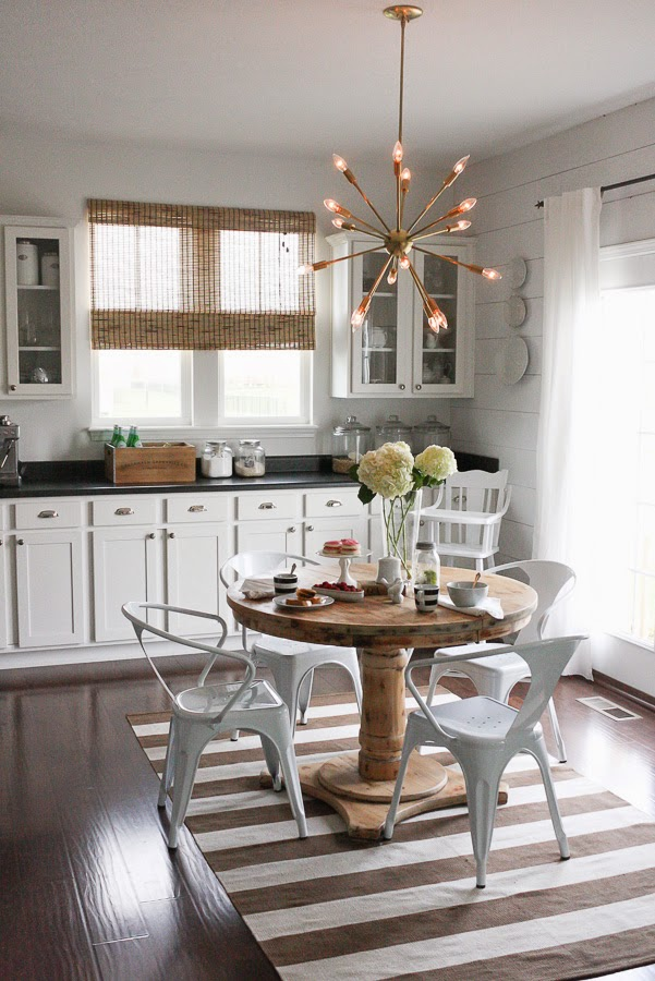 Eclectic home tour house seven for Traditional home kitchens 2015
