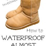 How to Waterproof Almost Anything