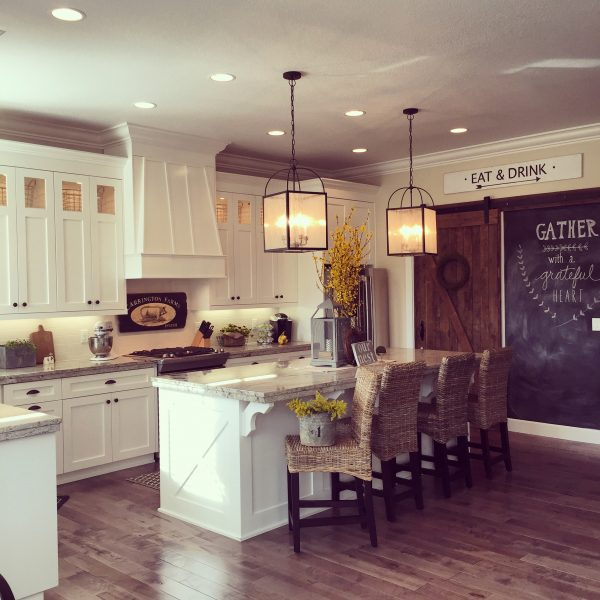 We Love This Double Island Kitchen Huge Open Kitchen: Yellow Prairie Interiors
